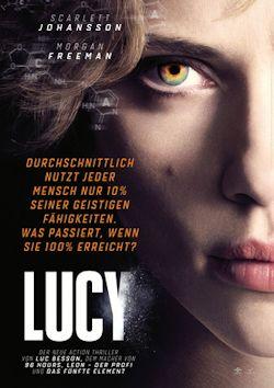 Lucy - Plakat zum Film