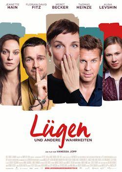Lügen und andere Wahrheiten - Plakat zum Film