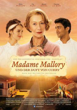 Madame Mallory und der Duft von Curry - Plakat zum Film