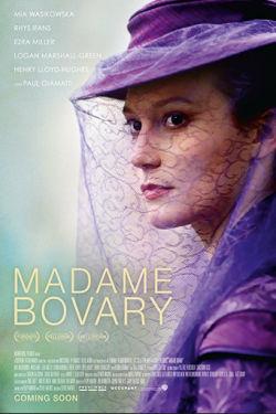 Madame Bovary - Plakat zum Film