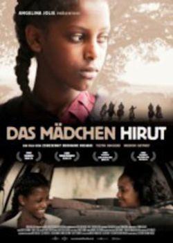 Das Mädchen Hirut - Plakat zum Film