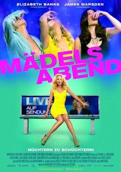 Mädelsabend - Plakat zum Film