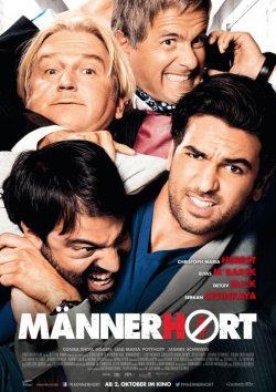 Männerhort - Plakat zum Film