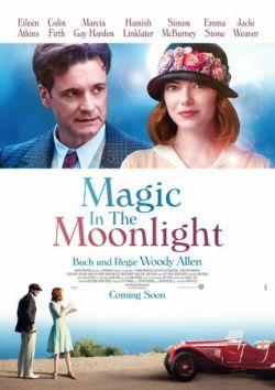 Magic In The Moonlight - Plakat zum Film