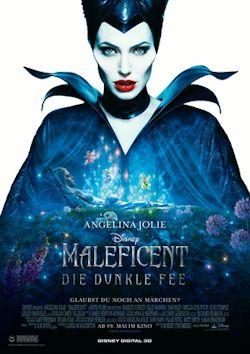 Maleficent - Die dunkle Fee - Plakat zum Film