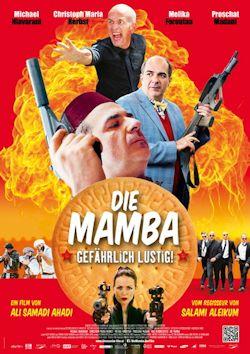 Die Mamba - Plakat zum Film