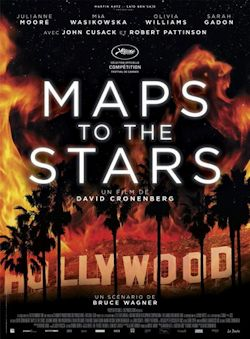 Maps To The Stars - Plakat zum Film