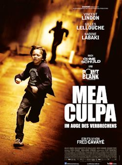 Mea Culpa - Im Auge des Verbrechens - Plakat zum Film