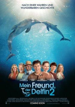 Mein Freund, der Delfin 2 - Plakat zum Film