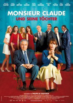 Monsieur Claude und seine Töchter - Plakat zum Film