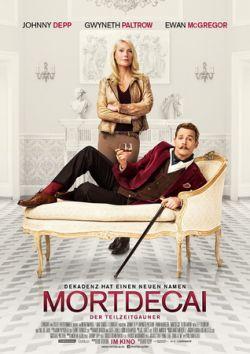 Mortdecai - Der Teilzeitgauner - Plakat zum Film