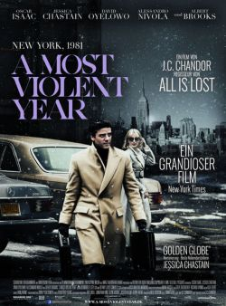 A Most Violent Year - Plakat zum Film