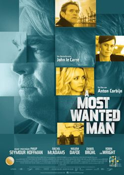 A Most Wanted Man - Plakat zum Film