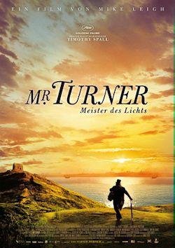 Mr. Turner - Meister des Lichts - Plakat zum Film