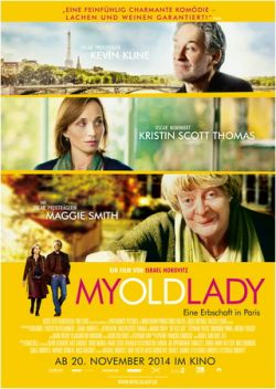 My Old Lady - Plakat zum Film