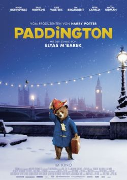 Paddington - Plakat zum Film