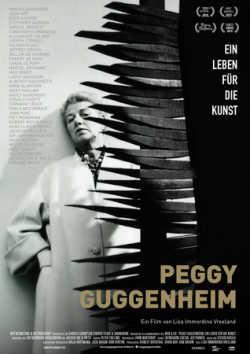 Peggy Guggenheim - Plakat zum Film