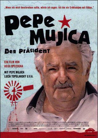Pepe Mujica - Der Präsident - Plakat zum Film