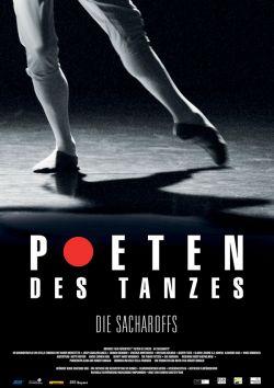 Poeten des Tanzes - Die Sacharoffs - Plakat zum Film