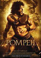 Pompeii - Plakat zum Film