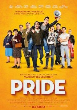 Pride - Plakat zum Film
