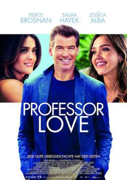 Professor Love - Plakat zum Film
