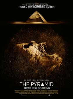 The Pyramid - Grab des Grauens - Plakat zum Film