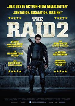 The Raid 2 - Plakat zum Film