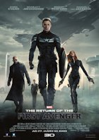 The Return Of The First Avenger - Plakat zum Film