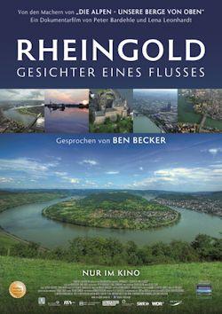 Rheingold - Gesichter eines Flusses - Plakat zum Film