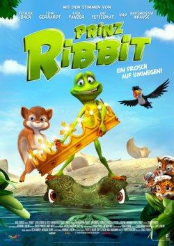 Ribbit - Plakat zum Film