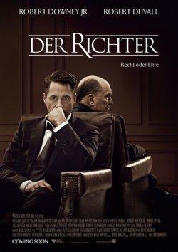 Der Richter - Recht oder Ehre - Plakat zum Film