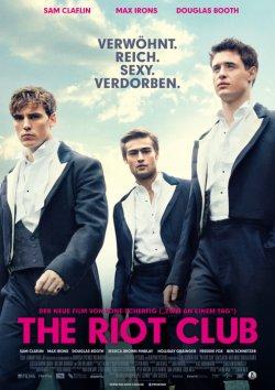 The Riot Club - Plakat zum Film