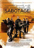 Sabotage - Plakat zum Film