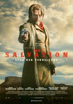 The Salvation - Plakat zum Film
