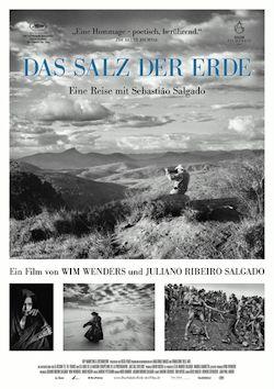 Das Salz der Erde - Plakat zum Film