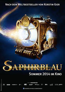 Saphirblau - Plakat zum Film