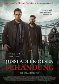 Schändung - Plakat zum Film