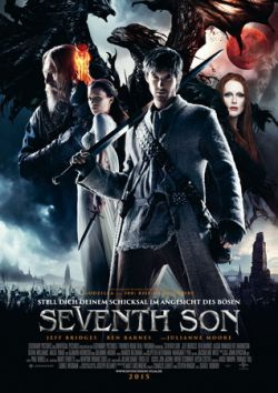 Seventh Son - Plakat zum Film