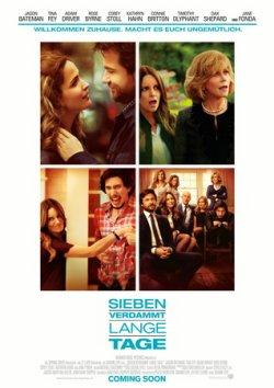 Sieben verdammt lange Tage - Plakat zum Film