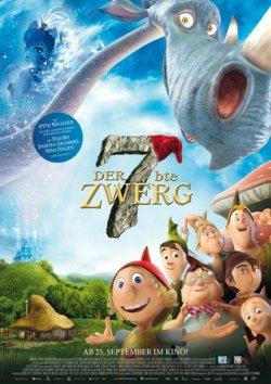 Der 7bte Zwerg - Plakat zum Film
