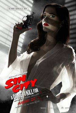 Sin City 2: A Dame To Kill For - Plakat zum Film