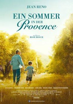 Ein Sommer in der Provence - Plakat zum Film