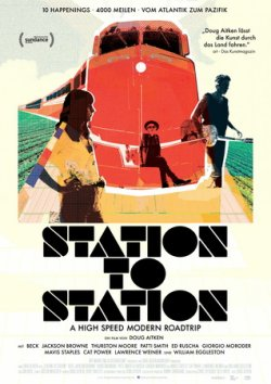 Station To Station - Plakat zum Film