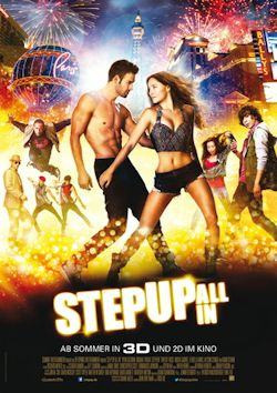 Step Up: All In - Plakat zum Film
