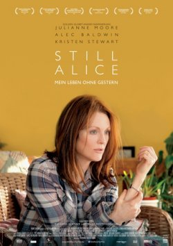 Still Alice - Mein Leben ohne gestern - Plakat zum Film