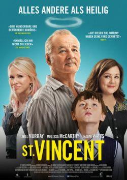 St. Vincent - Plakat zum Film