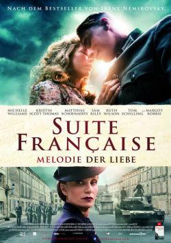 Suite francaise - Melodie der Liebe - Plakat zum Film