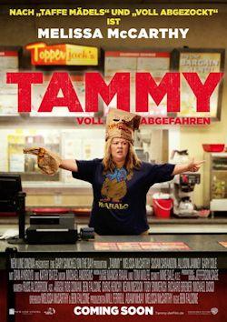 Tammy - Voll abgefahren - Plakat zum Film