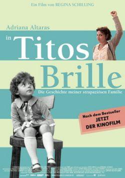 Titos Brille - Plakat zum Film